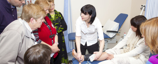 Foot Health Podiatry Clinic offers the latest treatment for arthritis  By Karen Fahy